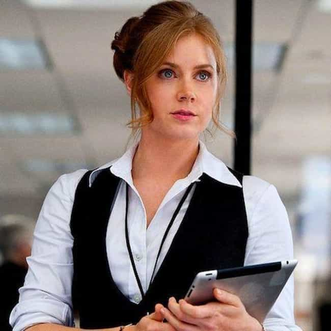 Amy Adams is listed (or ranked) 4 on the list The Most Attractive Redheads Ever