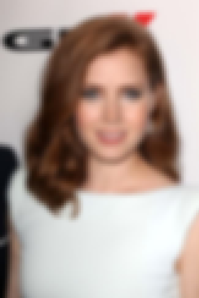 Amy Adams is listed (or ranked) 1 on the list 26 Celebrities who Left the Mormon Church