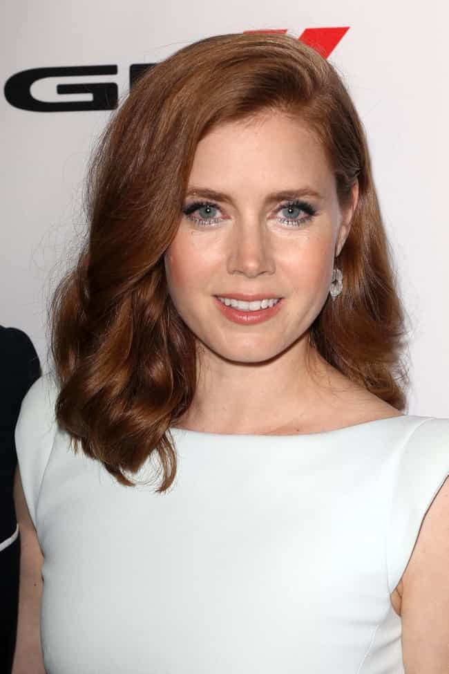 Amy Adams is listed (or ranked) 1 on the list 27 Celebrities who Left the Mormon Church