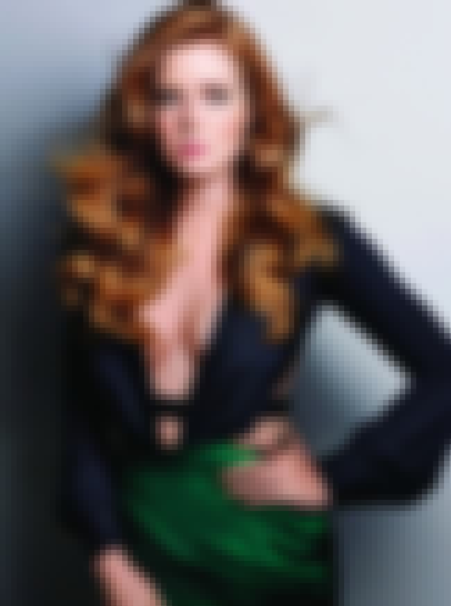 Amy Adams is listed (or ranked) 4 on the list The Hottest Actresses Who Can Actually Act