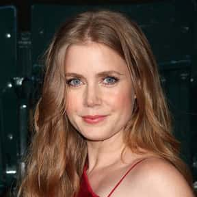 Amy Adams is listed (or ranked) 24 on the list The Best Actresses in Film History