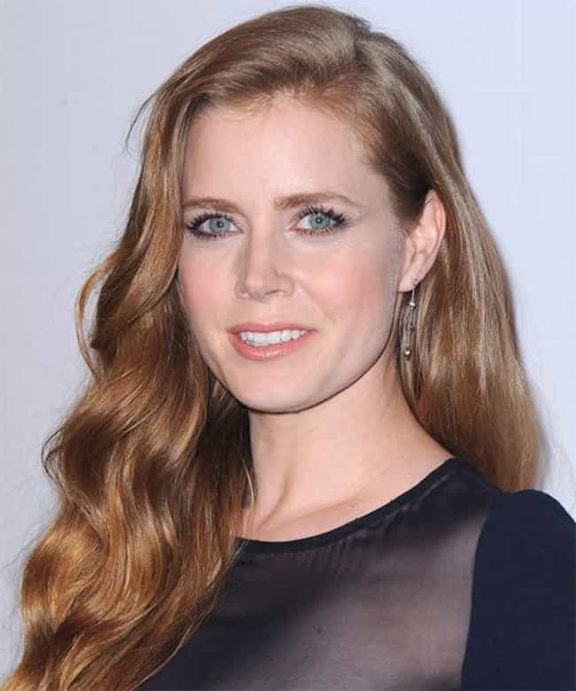 Amy Adams is listed (or ranked) 4 on the list The Most Beautiful Women with Strawberry Blonde Hair