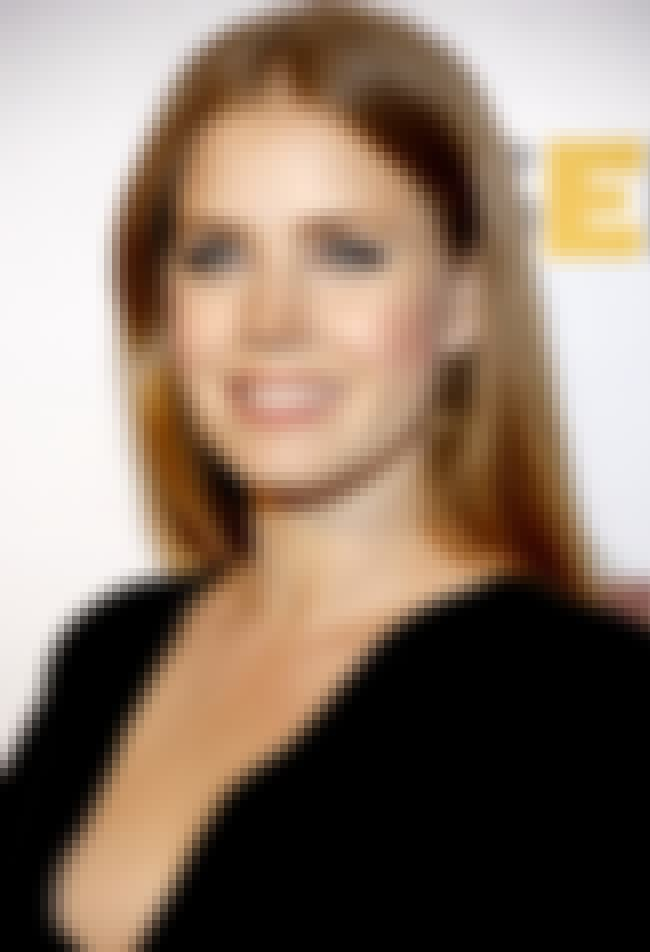 Amy Adams is listed (or ranked) 1 on the list The Most Attractive Redheads Ever