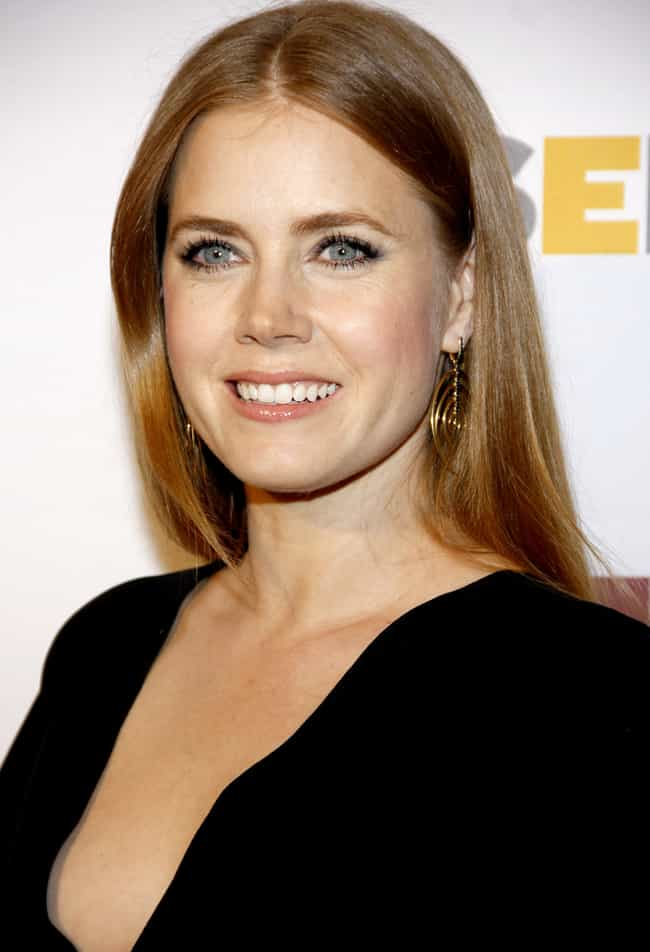 Amy Adams is listed (or ranked) 3 on the list The Most Attractive Redheads Ever