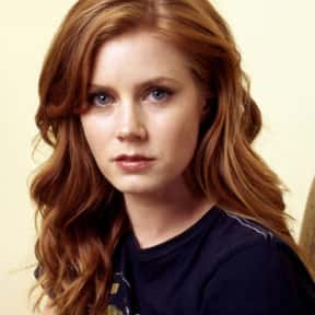 Amy Adams is listed (or ranked) 2 on the list Natural Beauties Who Don't Need No Make-Up