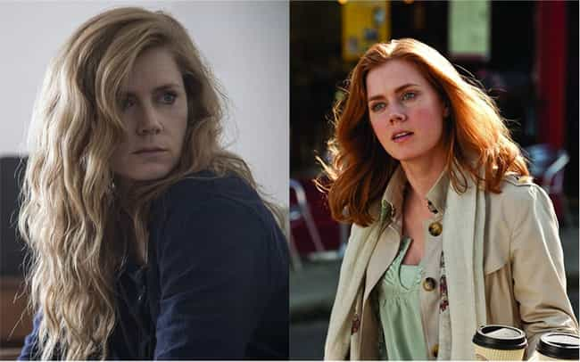 Amy Adams is listed (or ranked) 4 on the list Female Celebrities Whose Careers Took Off After They Dyed Their Hair