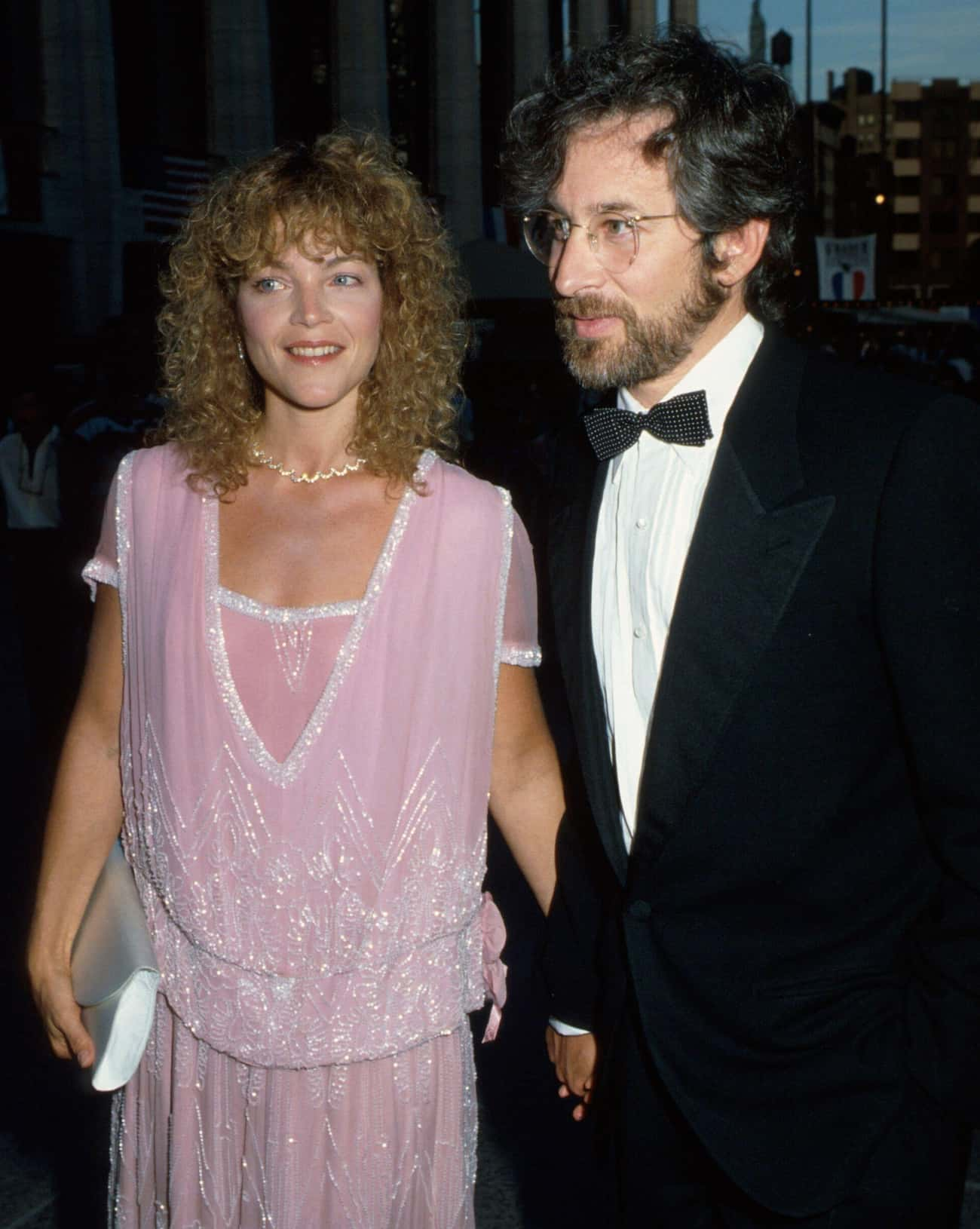 Amy Irving is listed (or ranked) 3 on the list Steven Spielberg Loves and Hookups