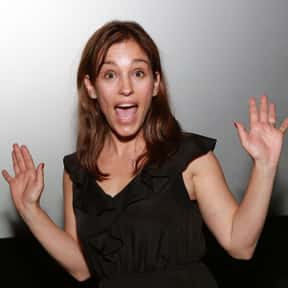 Amy Jo Johnson is listed (or ranked) 1 on the list Entertainment Tonight Cast List