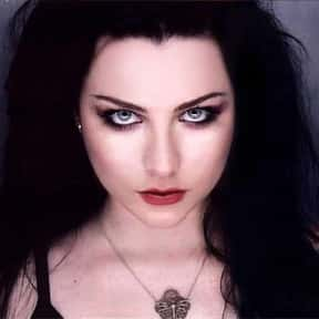 Amy Lee is listed (or ranked) 22 on the list List of Famous Musicians