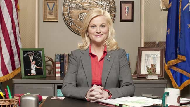 Amy Poehler is listed (or ranked) 1 on the list How Much Is The Cast Of 'Parks And Rec' Worth?