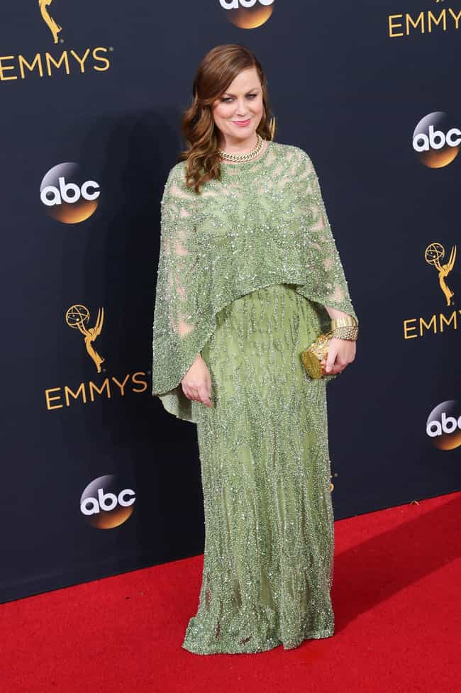 Amy Poehler is listed (or ranked) 4 on the list The Worst Dressed at the 2016 Emmy Awards