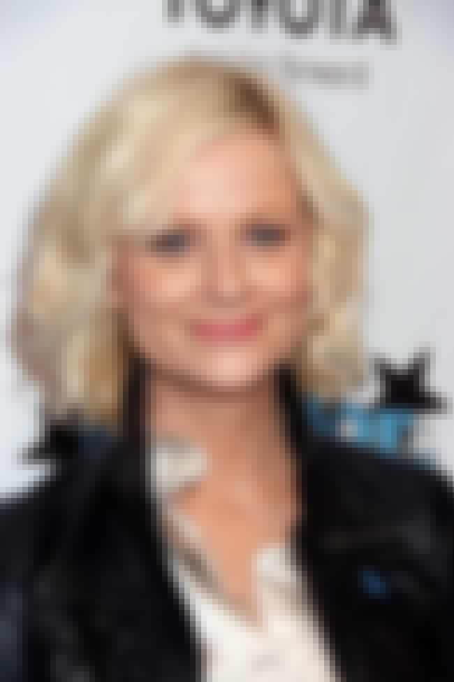 Amy Poehler is listed (or ranked) 4 on the list Famous People Born in 1971
