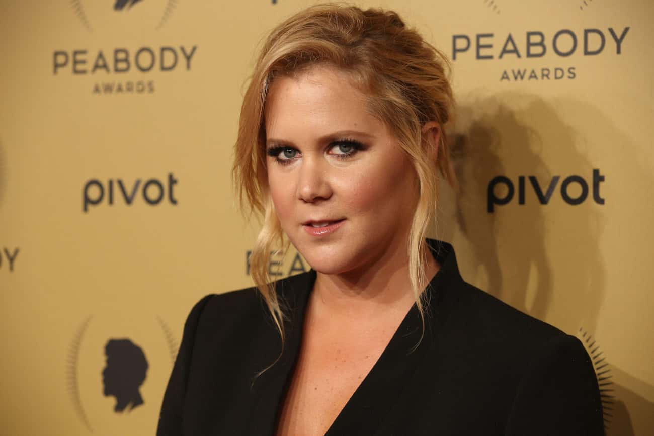 Amy Schumer is listed (or ranked) 4 on the list Famous Female Comedians