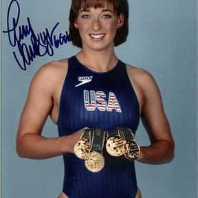Amy Van Dyken is listed (or ranked) 16 on the list 2000 Summer Olympics Gold Medal Winners