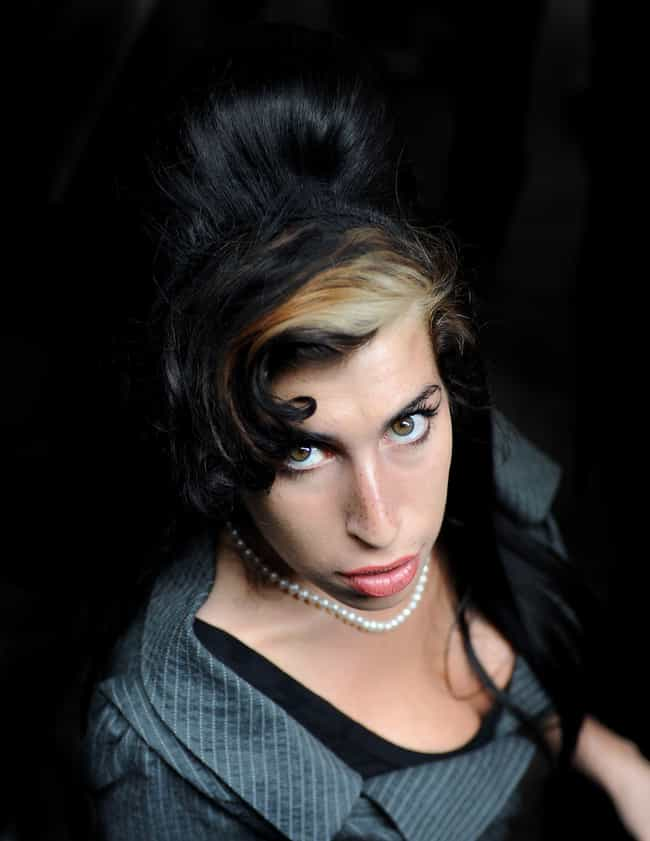 Amy Winehouse is listed (or ranked) 2 on the list Celebrities Who Wear Roberto Cavalli