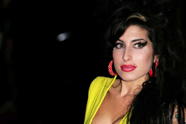 Amy Winehouse is listed (or ranked) 4 on the list Favorite Recipes From Legendary Musicians We Lost Too Soon