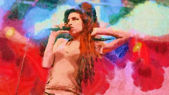 Amy Winehouse is listed (or ranked) 17 on the list 29 Famous People (Allegedly) Killed by the Illuminati