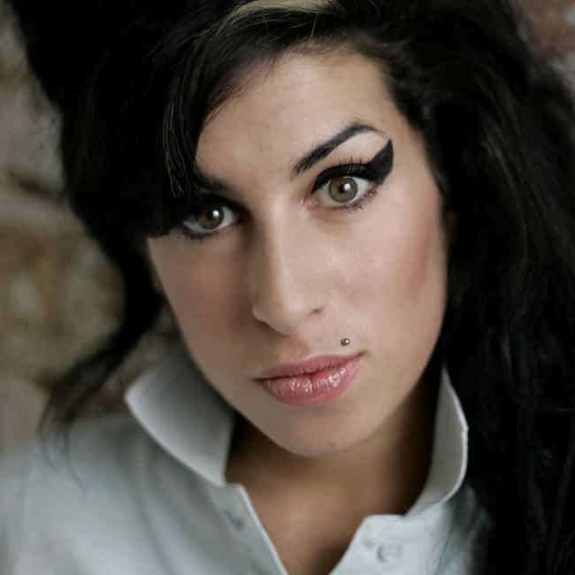 Amy Winehouse is listed (or ranked) 2 on the list Musicians Who Went To Rehab