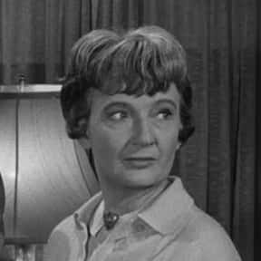 Amzie Strickland is listed (or ranked) 12 on the list Guest Stars on The Twilight Zone