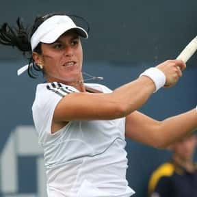 Anabel Medina Garrigues is listed (or ranked) 10 on the list The Shortest Women's Tennis Players Of All Time, Ranked