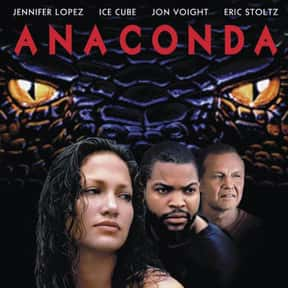 Anaconda is listed (or ranked) 13 on the list The Best Danny Trejo Movies