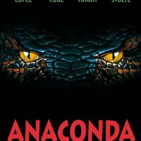 Anaconda is listed (or ranked) 14 on the list The Best Adventure Movies That Take Place in the Jungle