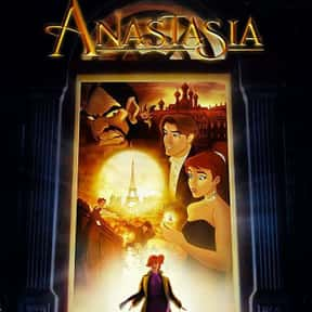 Anastasia is listed (or ranked) 25 on the list The Best Animated Films Ever