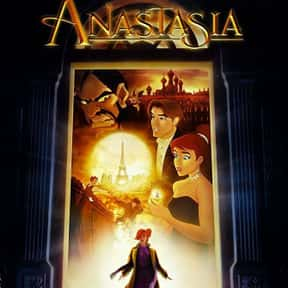Anastasia is listed (or ranked) 5 on the list The Best Princess Movies
