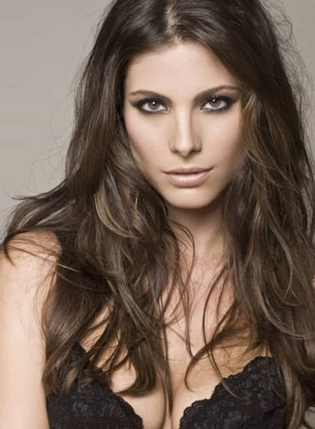 Anastassia Kourkoulos is listed (or ranked) 3 on the list Famous Models from Greece