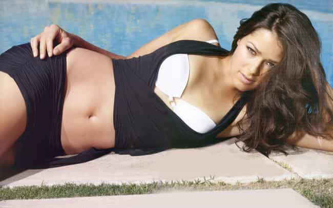 Ana Ivanovic is listed (or ranked) 4 on the list Female Tennis Players That Put Love On Your Mind