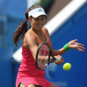 Ana Ivanovic is listed (or ranked) 3 on the list List of Famous Tennis Players