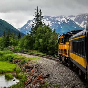 Anchorage is listed (or ranked) 4 on the list The Best US Cities for Hiking