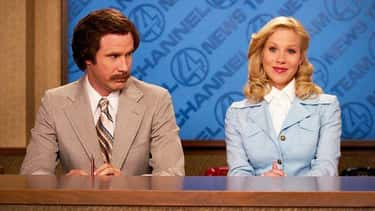 'Anchorman' - Workplace Discri is listed (or ranked) 1 on the list Stupid Comedies That Actually Deal With Really Serious Issues