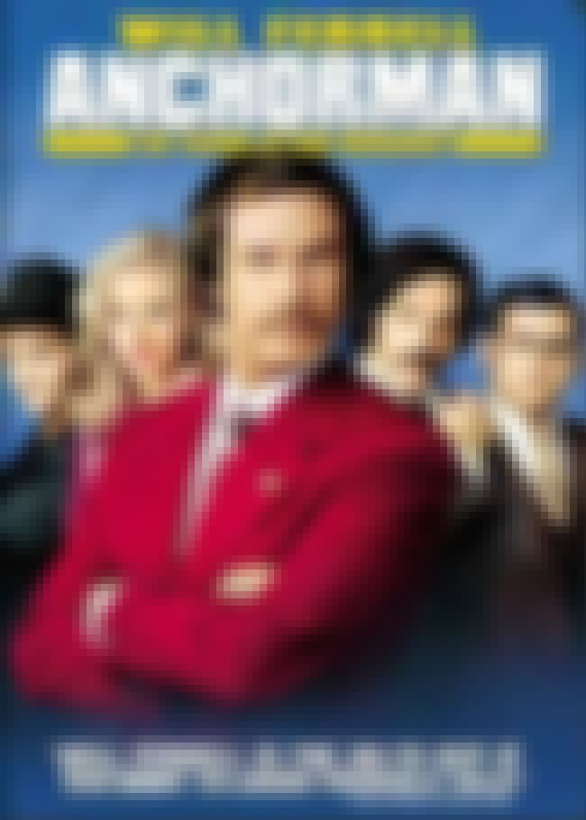 Anchorman: The Legend of Ron B... is listed (or ranked) 6 on the list The Top Most Annoyingly Over Quoted Movies