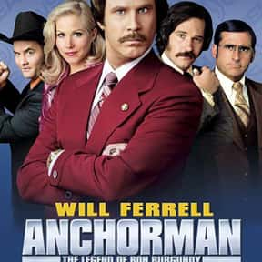 Anchorman: The Legend of Ron B is listed (or ranked) 14 on the list The Best PG-13 Comedies of All Time