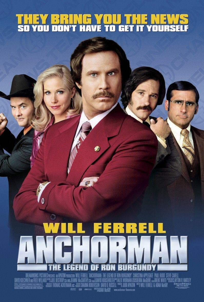 Random Best Will Ferrell Movies
