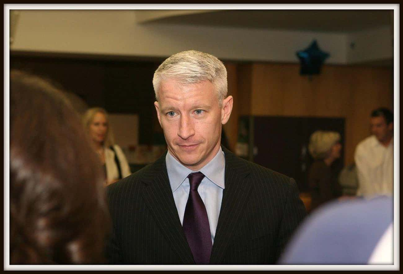 Anderson Cooper is listed (or ranked) 4 on the list 13 Celebrities Who Are Heirs