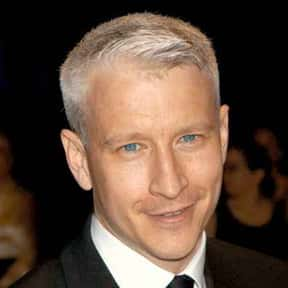 Anderson Cooper is listed (or ranked) 16 on the list The Hottest Silver Foxes
