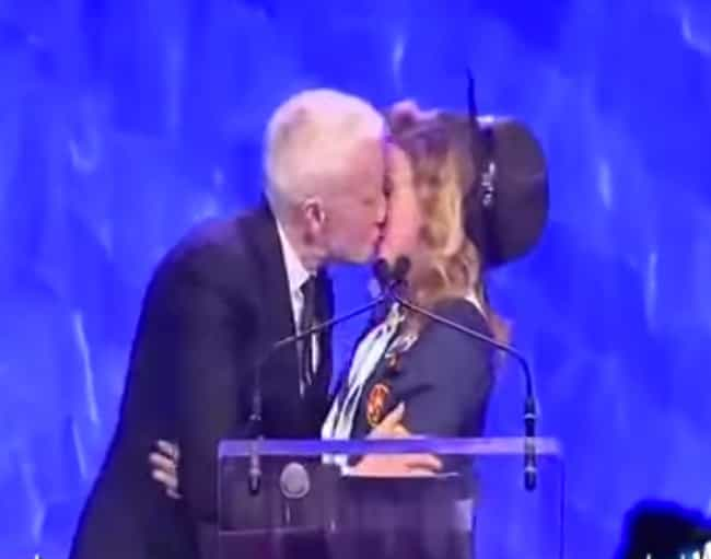 Anderson Cooper is listed (or ranked) 3 on the list All of Madonna's Onstage Kisses, Ranked