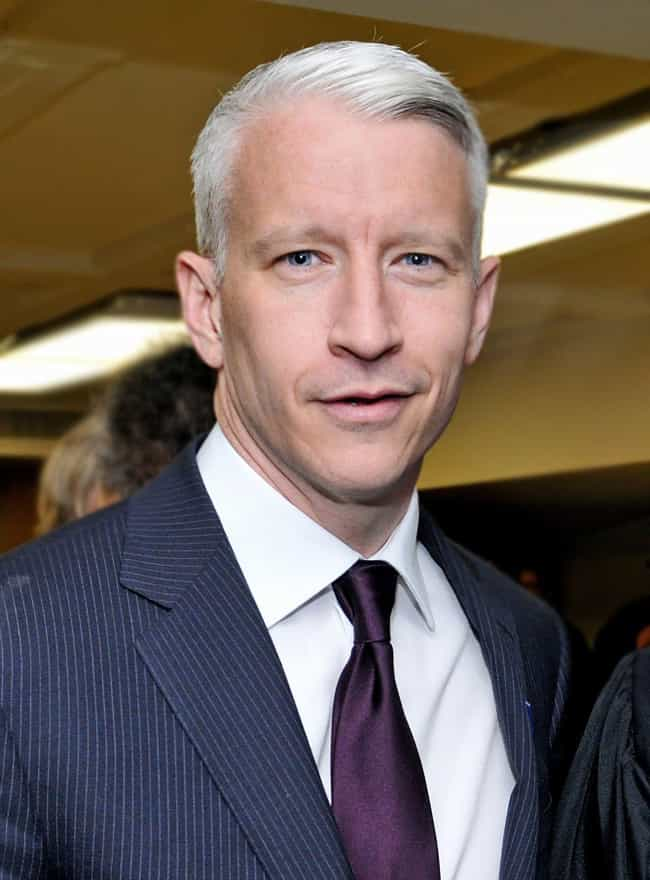 Anderson Cooper is listed (or ranked) 1 on the list Famous Children Who Have Made Their Own Names in Different Industries