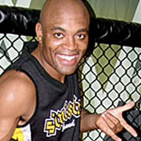 Anderson Silva is listed (or ranked) 1 on the list The Best Black Fighters In UFC History