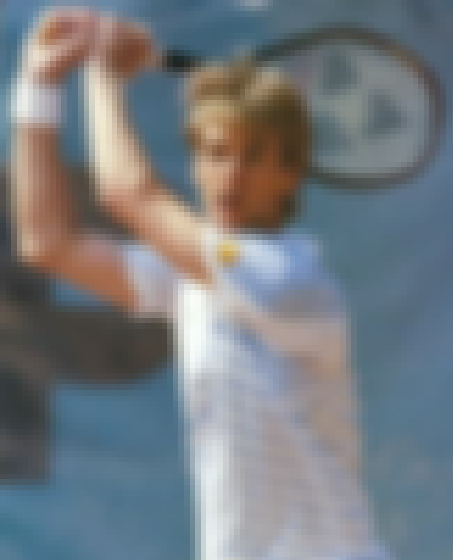 Anders Järryd is listed (or ranked) 8 on the list The Best Tennis Players from Sweden