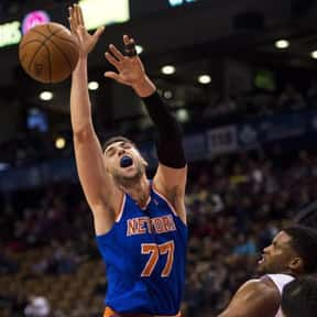 Andrea Bargnani is listed (or ranked) 2 on the list Famous People Named Andrea