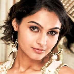 Andrea Jeremiah is listed (or ranked) 6 on the list List of Famous Playback Singers