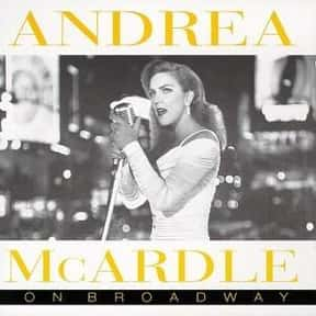 Andrea McArdle is listed (or ranked) 25 on the list Famous Film Actors From Philadelphia