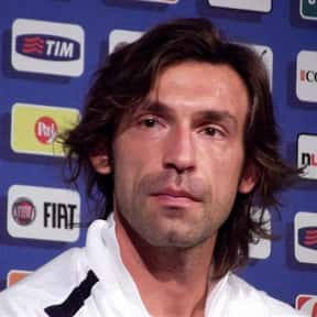 Andrea Pirlo is listed (or ranked) 1 on the list Famous People Named Andrea