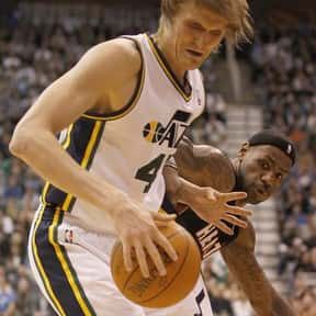 Andrei Kirilenko is listed (or ranked) 7 on the list The Best Utah Jazz of All Time