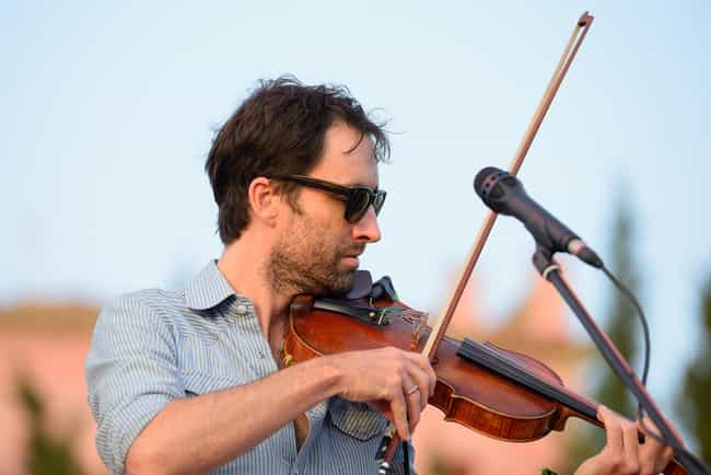 Andrew Bird is listed (or ranked) 3 on the list Famous Lake Forest High School Alumni