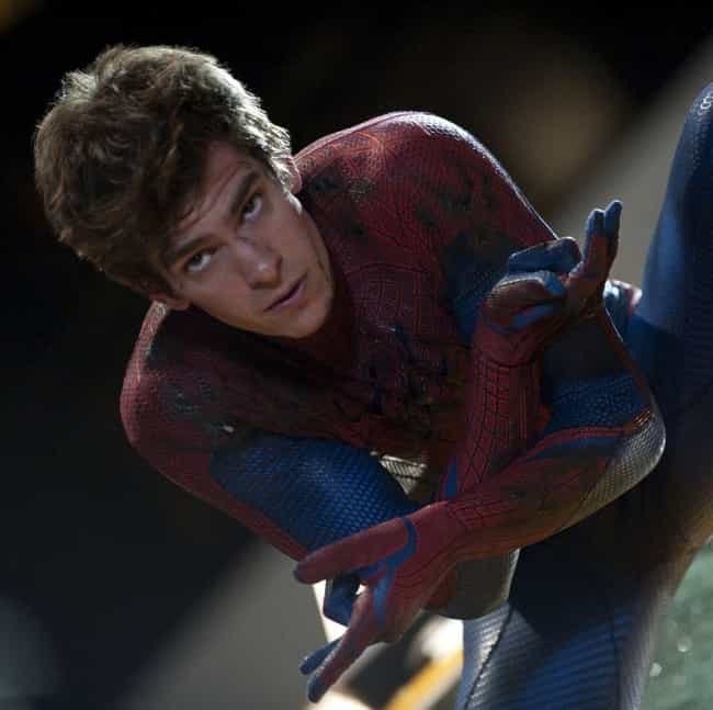 Andrew Garfield is listed (or ranked) 3 on the list The Best Actors Who Played Spider-Man, Ranked