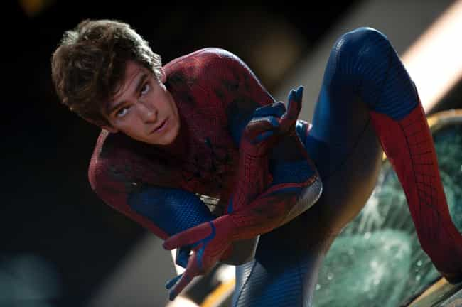 Andrew Garfield is listed (or ranked) 2 on the list Casting Call for Spider-Man